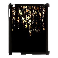 Christmas Star Advent Background Apple iPad 3/4 Case (Black)