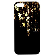 Christmas Star Advent Background Apple Iphone 5 Hardshell Case With Stand