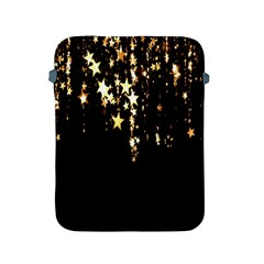 Christmas Star Advent Background Apple Ipad 2/3/4 Protective Soft Cases