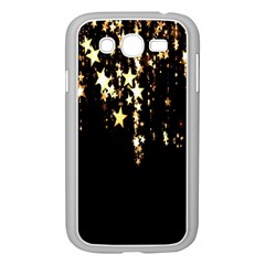Christmas Star Advent Background Samsung Galaxy Grand DUOS I9082 Case (White)