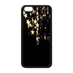 Christmas Star Advent Background Apple iPhone 5C Seamless Case (Black)
