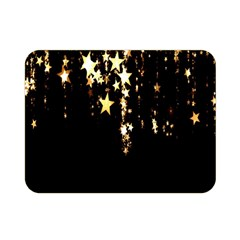 Christmas Star Advent Background Double Sided Flano Blanket (Mini)