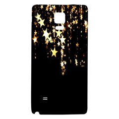 Christmas Star Advent Background Galaxy Note 4 Back Case