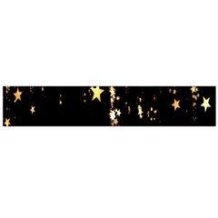 Christmas Star Advent Background Flano Scarf (large)