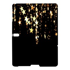 Christmas Star Advent Background Samsung Galaxy Tab S (10.5 ) Hardshell Case