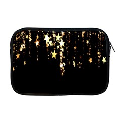 Christmas Star Advent Background Apple Macbook Pro 17  Zipper Case