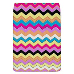 Chevrons Pattern Art Background Flap Covers (L)