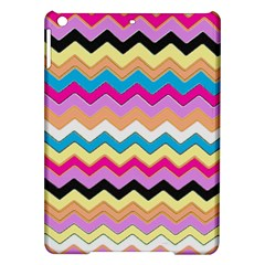 Chevrons Pattern Art Background iPad Air Hardshell Cases