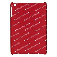 Christmas Paper Background Greeting Apple iPad Mini Hardshell Case