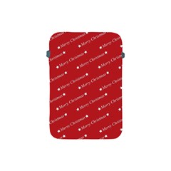 Christmas Paper Background Greeting Apple iPad Mini Protective Soft Cases