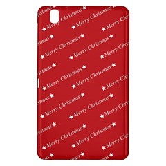 Christmas Paper Background Greeting Samsung Galaxy Tab Pro 8.4 Hardshell Case