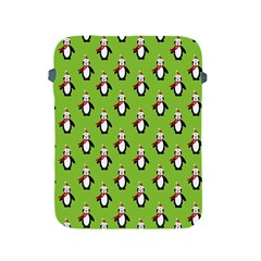 Christmas Penguin Penguins Cute Apple iPad 2/3/4 Protective Soft Cases