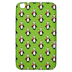 Christmas Penguin Penguins Cute Samsung Galaxy Tab 3 (8 ) T3100 Hardshell Case