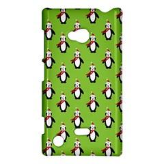 Christmas Penguin Penguins Cute Nokia Lumia 720