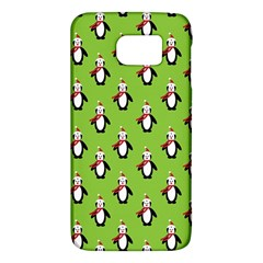 Christmas Penguin Penguins Cute Galaxy S6