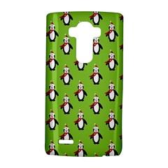 Christmas Penguin Penguins Cute Lg G4 Hardshell Case