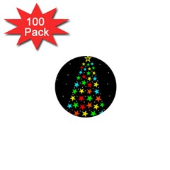 Christmas Time 1  Mini Buttons (100 pack)