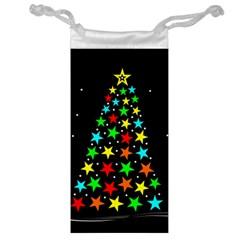 Christmas Time Jewelry Bag