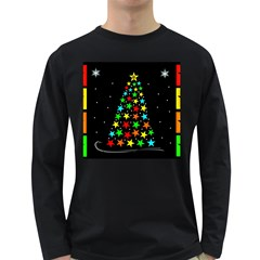 Christmas Time Long Sleeve Dark T-Shirts
