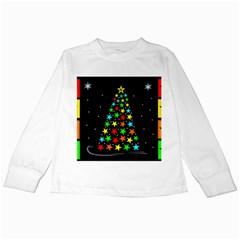 Christmas Time Kids Long Sleeve T-Shirts