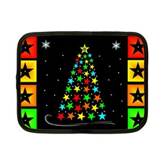 Christmas Time Netbook Case (Small)