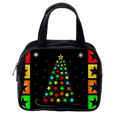 Christmas Time Classic Handbags (One Side)
