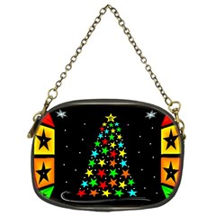 Christmas Time Chain Purses (One Side)