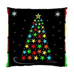 Christmas Time Standard Cushion Case (Two Sides)