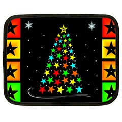 Christmas Time Netbook Case (XL)