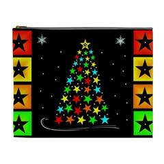 Christmas Time Cosmetic Bag (XL)