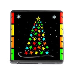 Christmas Time Memory Card Reader (Square)