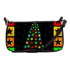 Christmas Time Shoulder Clutch Bags