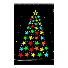Christmas Time Shower Curtain 48  x 72  (Small)