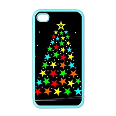 Christmas Time Apple iPhone 4 Case (Color)