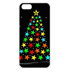 Christmas Time Apple Iphone 5 Seamless Case (white)