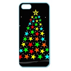 Christmas Time Apple Seamless iPhone 5 Case (Color)