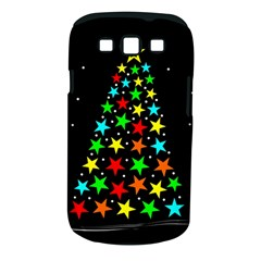Christmas Time Samsung Galaxy S III Classic Hardshell Case (PC+Silicone)