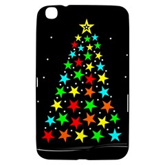 Christmas Time Samsung Galaxy Tab 3 (8 ) T3100 Hardshell Case