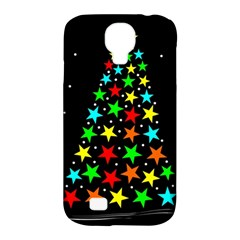 Christmas Time Samsung Galaxy S4 Classic Hardshell Case (PC+Silicone)