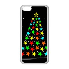 Christmas Time Apple iPhone 5C Seamless Case (White)