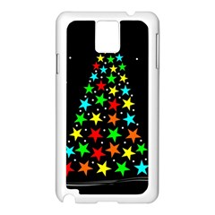 Christmas Time Samsung Galaxy Note 3 N9005 Case (White)