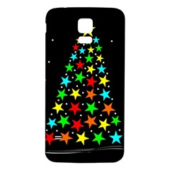 Christmas Time Samsung Galaxy S5 Back Case (White)