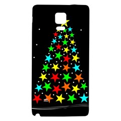Christmas Time Galaxy Note 4 Back Case