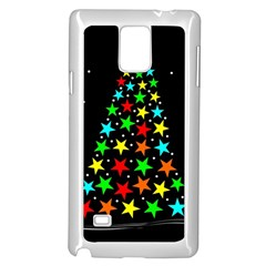 Christmas Time Samsung Galaxy Note 4 Case (white)