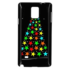 Christmas Time Samsung Galaxy Note 4 Case (Black)