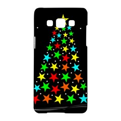 Christmas Time Samsung Galaxy A5 Hardshell Case