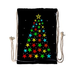 Christmas Time Drawstring Bag (Small)
