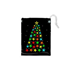 Christmas Time Drawstring Pouches (XS)