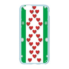 Christmas Snowflakes Christmas Trees Apple Seamless iPhone 6/6S Case (Color)
