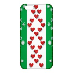 Christmas Snowflakes Christmas Trees iPhone 6/6S TPU Case